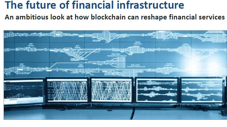 德勤:金融基础设施的未来:大胆