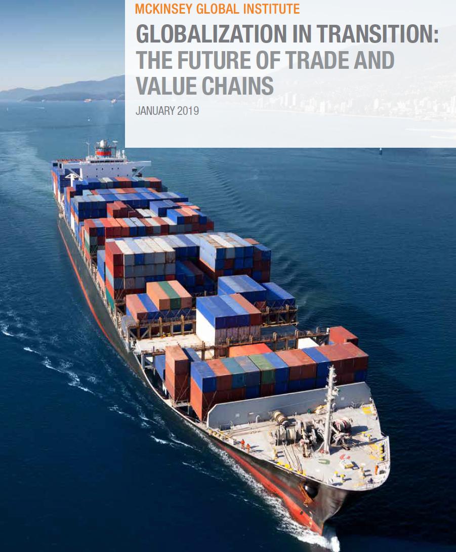 麦肯锡-全球化转型报告:贸易
